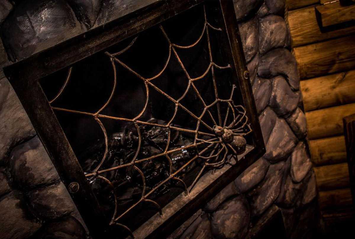 Тайна старого дома смотреть в контакт